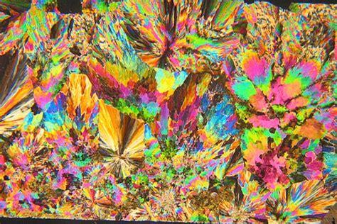 prehnite in thin section prehnite basalt loanhead ayr scotland thin section