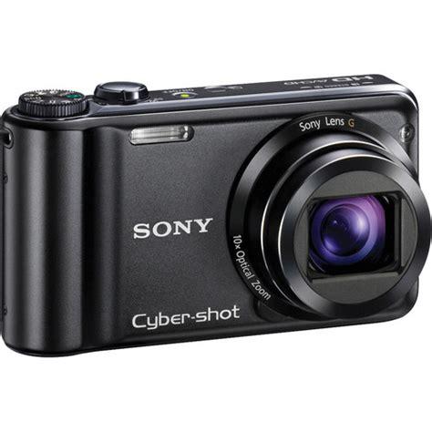 Kamera Sony Cyber Dsc Hx5v sony cyber dsc hx5v digital black dschx5v b b h