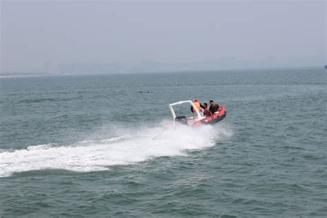 inflatable boats hong kong 520 rib is a safe and easy to maintain inflatable boat