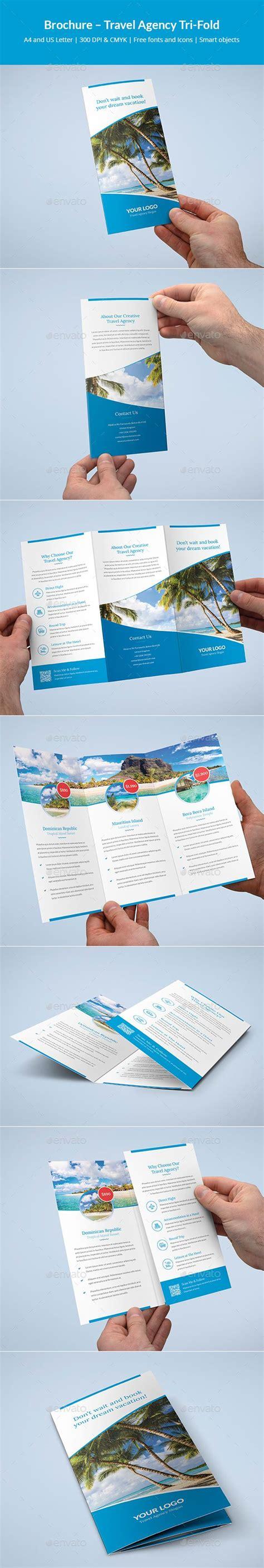 real estate tri fold brochure template best of 41 travel brochure