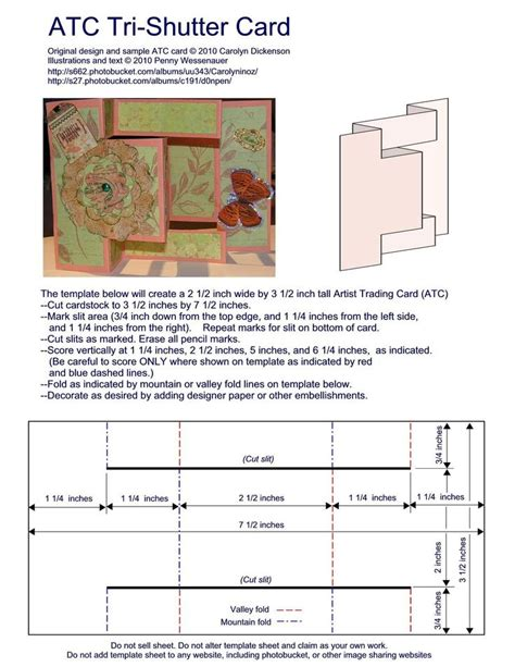 carding tutorial site 177 best atcs artist trading cards images on pinterest