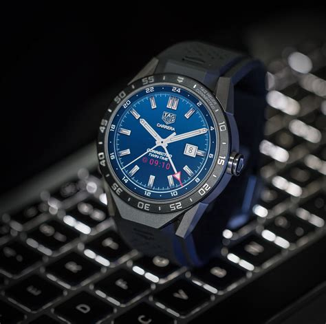 Tag Heuer Connected Preloved tag heuer introduces its smartwatch the 1500 tag heuer connected sjx watches