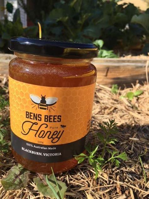 Hilo School Honey 500 Gram honey 500 gram in glass jar ben bees