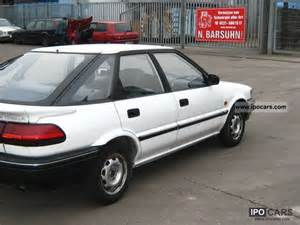 1989 Toyota Specs 1989 Toyota Corolla 1 3 Liftback Sr Car Photo And Specs