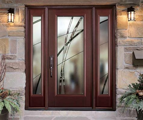 What Are Exterior Doors Made Of Massonite Doors Masonite U0027s Extensive Line Of Front Door Products Includes Glass Doors