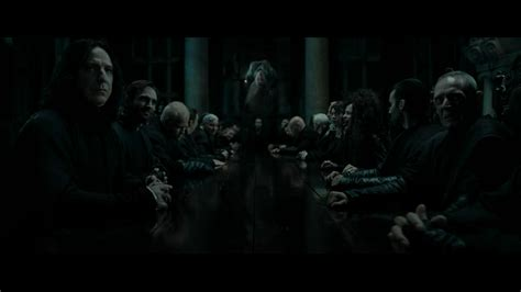 Jumping Light Unidentified Male Death Eater During The Battle Of