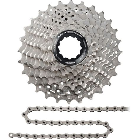 ultegra 11 28 cassette wiggle shimano ultegra 11sp cassette and chain bundle