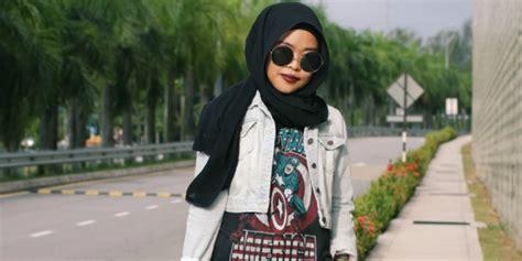 Kaus Vintage shea rasol paduan kaus jaket denim inspirasi gaya