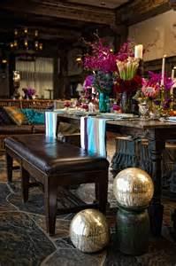 Bohemian Dining Room 39 Original Boho Chic Dining Room Designs Digsdigs