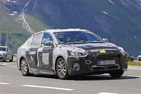 2019 Ford Focus Sedan by 2019 Ford Focus Sedan Prototype Spied High Altitude