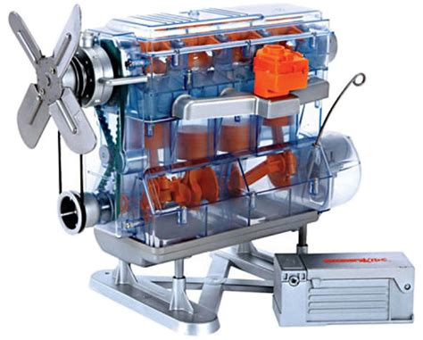 how motor works discovery motor works functional engine model