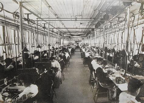 l histoire des manufactures am 233 ricaines a la conqu 234 te