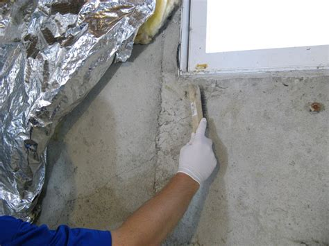 how to stop water from leaking into basement concrete basement wall repair kits stop leaks