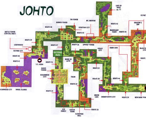 Pokemon gold map Videogames Pinterest Maps, Gold and Pokemon