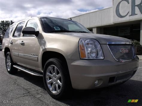 2009 gold mist metallic gmc yukon denali 22685354 photo 2 gtcarlot car color galleries