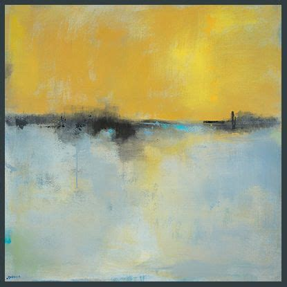 contemporary abstract landscape paintings by jacquie