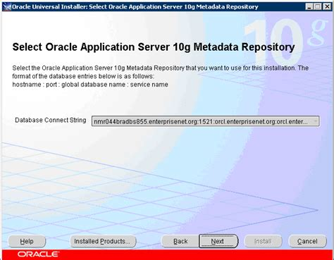 tutorial oracle application server installation of oracle application server oracle apps