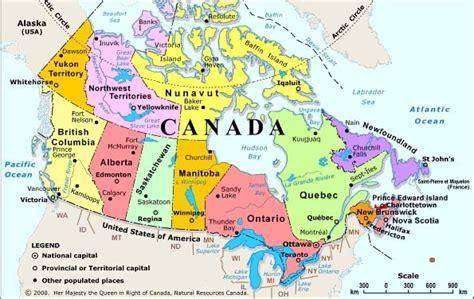 atlas map of canada canada