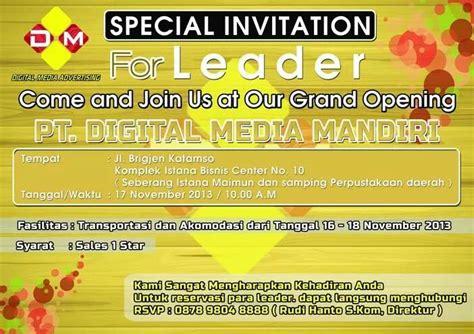 desain kartu undangan grand opening cara mencari uang gratis tanpa modal bukti keseriusan