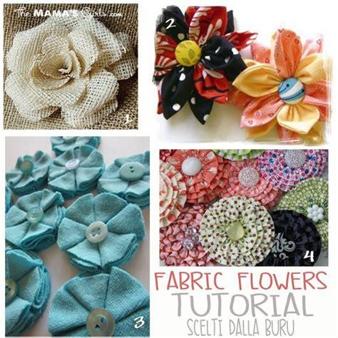 fiori in stoffa fai da te 17 migliori immagini su feltro e cucito creativo su
