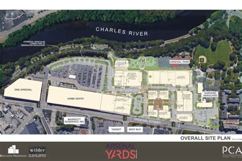 arsenal yards stores arsenal yards arsenal mall redevelopment watertown
