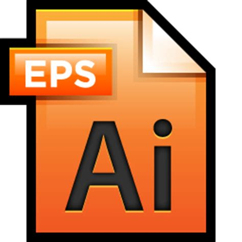 eps format adobe illustrator file adobe illustrator eps 01 icon adobe cs4 iconset