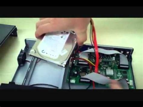 format hard drive for zmodo dvr how to zmodo h9008uv hard drive installation cctv