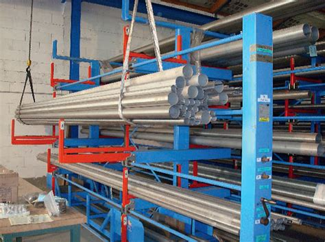 Racking Breeders by Rack Storage Uk Roll Out Cantilever Racking