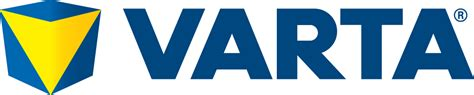 The branding source new logo varta