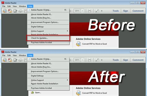 adobe reader 10 windows disable adobe reader xi updates with group policy