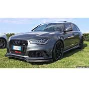 730HP Audi RS6 R ABT Exhaust Sound  Start Up Revs