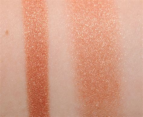 becca blushed copper shimmering skin perfector luminous blush review  swatches