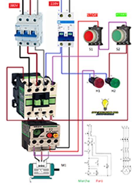 electrical diagrams stop start