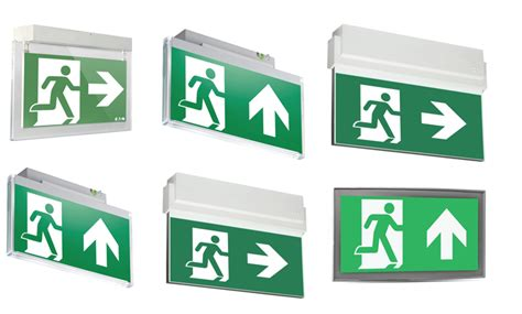 Lu Emergency Light recommends emergency exit signs magazine