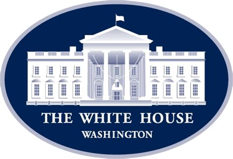 White House Logo by Black And White House Logo