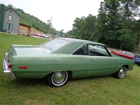 1976 Dodge Dart 4 Door by Buy Used 1976 Dodge Dart Green In Ashland Kentucky