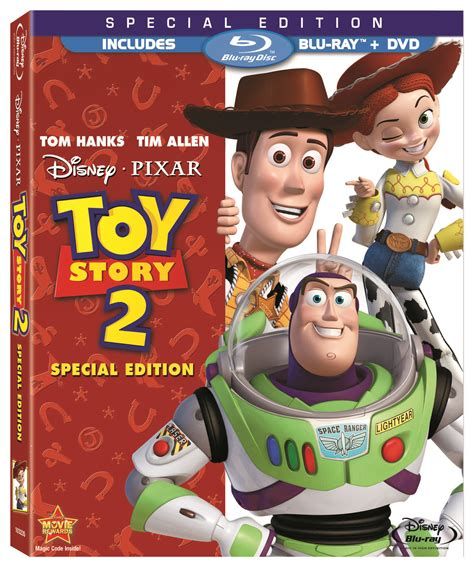 32 stories special edition toy story 2 blu ray pixar talk