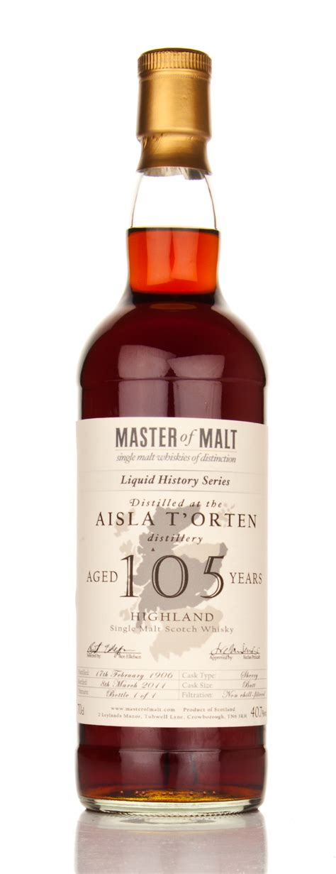 master of malt launch the world s oldest and most expensive whisky