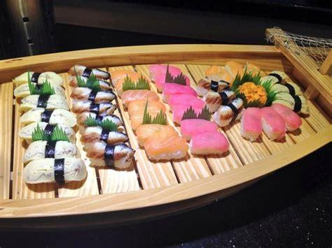 our sushi picture of tokyo table cebu city tripadvisor