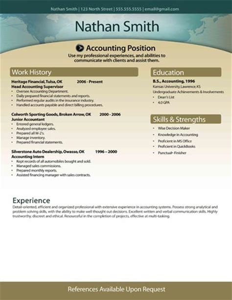 Resume Words Contributed Free Resume Templates Microsoft Word Resumes Sles
