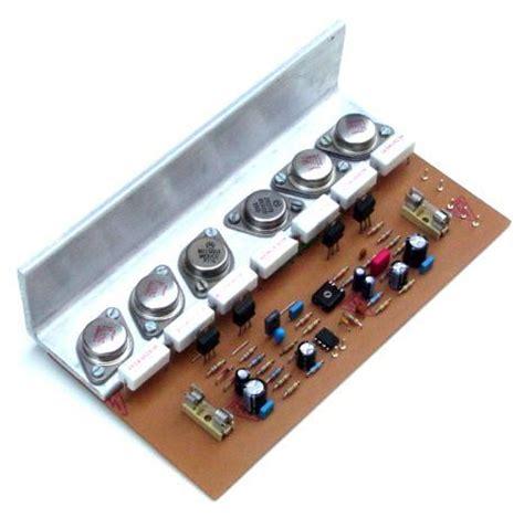 Power Lifier 500 Watt 200w 300w 400w 500w lifier circuit electronics projects circuits