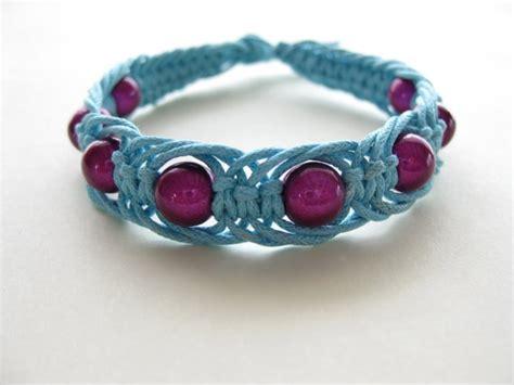 Free Macrame Bracelet Patterns - an 11 page macrame bracelet pattern macrame bracelet