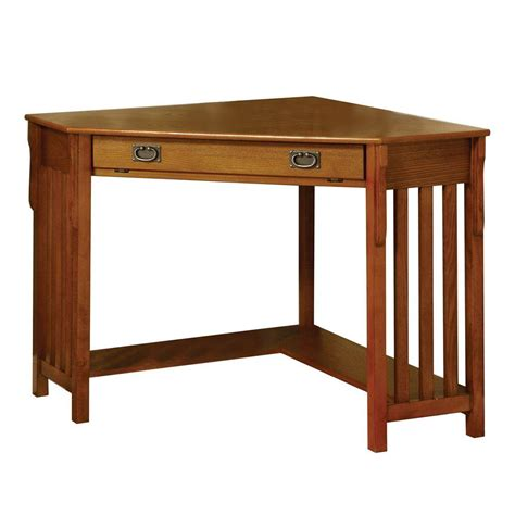 home decorators collection toledo medium oak finish desk