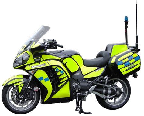 police motorcycle emergency lights kawasaki motorcycle conversions