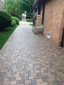 Patio Pavers Chicago Brick Driveway Pavers Chicago Aztec Design