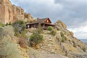 Log Cabin Great Rooms - the riddle historic log cabin picture of slot canyons inn escalante tripadvisor