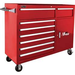Cabinet Tools by Homak H2pro 56in 8 Drawer Roller Tool Cabinet With 2