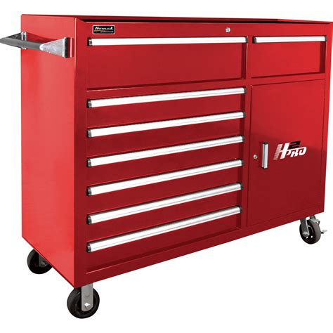 Roller Cabinet Homak H2pro 56in 8 Drawer Roller Tool Cabinet With 2
