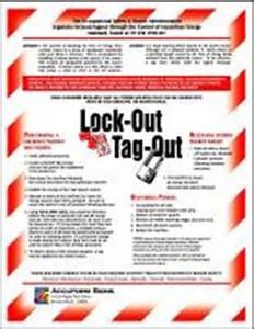 lock out procedures template snap tight lockout procedures