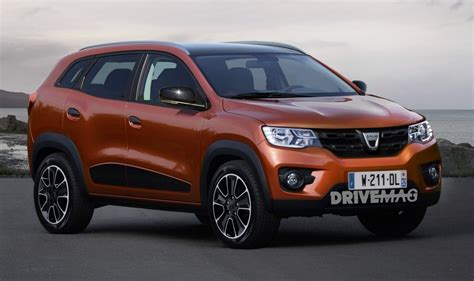 dacia duster new could this be the new dacia duster 2018